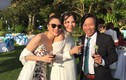 Mỹ Tâm quậy tưng trong tiệc cưới của đạo diễn Nguyễn Tranh