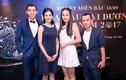 Ngô Phương Lan rạng rỡ đi chấm thi hoa hậu cùng Phúc Nguyễn