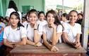 Người đẹp Hoa hậu Đại dương mang Trung thu đến trẻ em nghèo