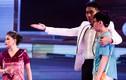 Con trai Cát Phượng lên sân khấu gọi Kiều Minh Tuấn là ba