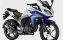 Những cải tiến đáng nể của Yamaha Fazer Fi mới