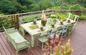 Mê mẩn cách thiết kế bàn ăn lãng mạn ngoài trời