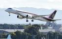Máy bay chở khách Nhật tự sản xuất lần đầu cất cánh