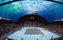 Sân tennis dưới nước đầu tiên ở Dubai
