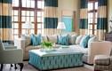 Cách chọn rèm cửa trang trí phòng khách đẹp ấn tượng