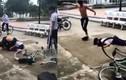Xác minh clip nam sinh bị đánh dã man trong công viên