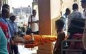 Hiện trường tấn công bằng dao kinh hoàng ở Ai Cập