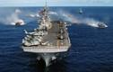 Đột nhập tàu đổ bộ khổng lồ của thủy quân lục chiến Mỹ