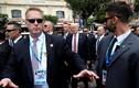 Xem mật vụ Mỹ  bảo vệ Tổng thống Donald Trump