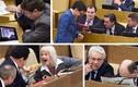 Những cảnh hài hước trong Hạ viện Nga