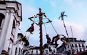 Tận mắt điệu nhảy nhào lộn giữa không trung ở Mexico