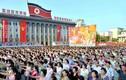 Biển người Triều Tiên tuần hành phản đối lệnh trừng phạt