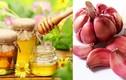 Giảm 3kg/tháng với công thức đơn giản từ mật ong và tỏi