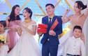 Đám cưới Nghệ An: Dâu, rể được tặng ôtô, sổ đỏ biệt thự