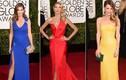Những chiếc váy đẹp nhất thảm đỏ Quả Cầu Vàng 2015