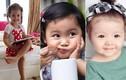 Những em bé lai xinh đẹp của sao Việt