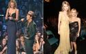 Taylor Swift luôn nổi trội nhờ chiều cao người mẫu