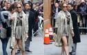 Đây là lần đầu tiên Jennifer Lopez bị chê mặc xấu