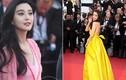 Phạm Băng Băng bị Thư Kỳ lấn át trên thảm đỏ Cannes 2017
