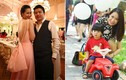 Cuộc sống như mơ của HH thân thiện Dương Thùy Linh