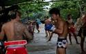 Điều ít biết về lò luyện võ của thanh niên Myanmar