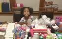 Nhõng nhẽo đòi quà sinh nhật nhưng cô bé khiến nhiều người cảm phục