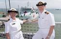 Nữ quân nhân của Lực lượng Quốc phòng Australia thăm Việt Nam