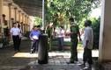 Nghệ An: Sơ tán khẩn cấp 200 học sinh vì bình gas phát hỏa