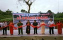 Khánh thành cầu tràn liên hợp tại Hà Giang