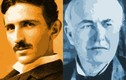So sánh thú vị giữa hai thiên tài Nikola Tesla và Thomas Edison