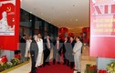 Thông cáo báo chí về ngày làm việc thứ năm của Đại hội Đảng XII