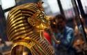 Soi chi tiết mặt nạ vàng quý giá của pharaoh Tutankhamun