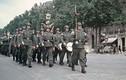 Ảnh màu giá trị binh sĩ trong Chiến tranh thế giới 2