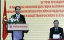 Chủ tịch nước gặp mặt hội hữu nghị Nga-Việt và hội CCB Nga