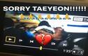 Taeyeon (SNSD) bị đẩy ngã và đụng chạm tại sân bay Jakarta