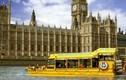 """Vì sao xe bus đường sông là """"đặc sản du lịch"""" của London?"""