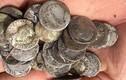 Phát hiện kho báu đồng xu La Mã cực giá trị