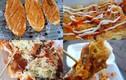 Top món ăn nổi bật gây sốt nhất 2016