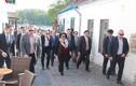 Chùm ảnh: Chủ tịch Quốc hội làm việc tại Szentendre, Hungary