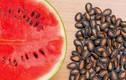 Công dụng chữa bệnh tuyệt vời ít biết bằng hạt dưa hấu