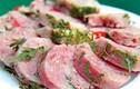 Các món đặc sản ngon khó cưỡng từ thịt lợn