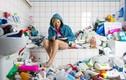 Nhà bạn sẽ ra sao nếu 4 năm không vứt rác?