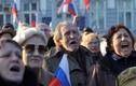Ukraine phong tỏa cơ sở dữ liệu cử tri tại Crimea
