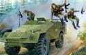 Oai hùng tăng – thiết giáp Liên Xô qua tranh vẽ