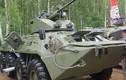 Lộ tính năng xe thiết giáp mới BTR-82A1 Nga