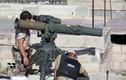 Xem quân nổi dậy Syria lắp tên lửa hủy diệt T-72