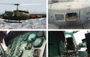 Sờ tận tay trực thăng UH-1 của Việt Nam