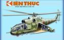 Infographic: Trực thăng tấn công Mi-24 của Việt Nam