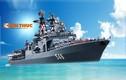 Infographic: Tàu khu trục Đô đốc Panteleev thăm Đà Nẵng