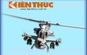 """Infographic: Sức mạnh """"rắn lục"""" AH-1Z của Thủy quân Lục chiến Mỹ"""